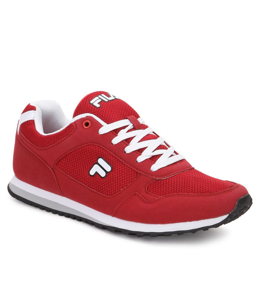 501b9bb67603 Fila 8907302025514 Bastiano Red Casual Shoes - Best Price in India ...