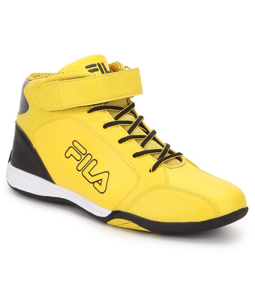 0f1918a232dd Fila 8907302031041 Lazzero Yellow Casual Shoes - Best Price in ...