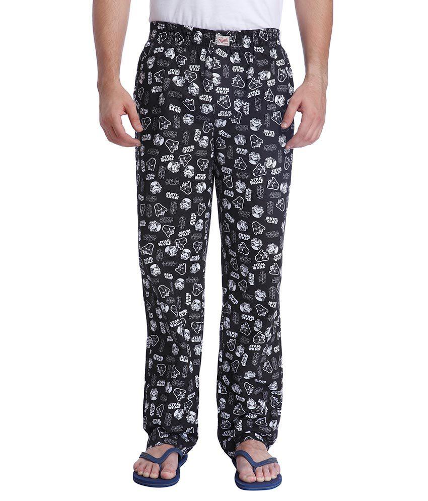 Jack & Jones Star Wars Black Pyjamas