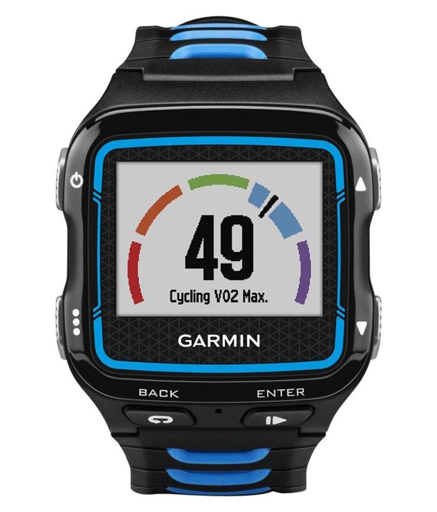 Garmin Black and Blue Fr 920xt Hrm Fitness Watch