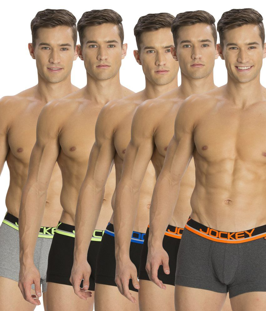 clients first reliable quality hot-selling Jockey Multi Underwear Combo Pack of 5