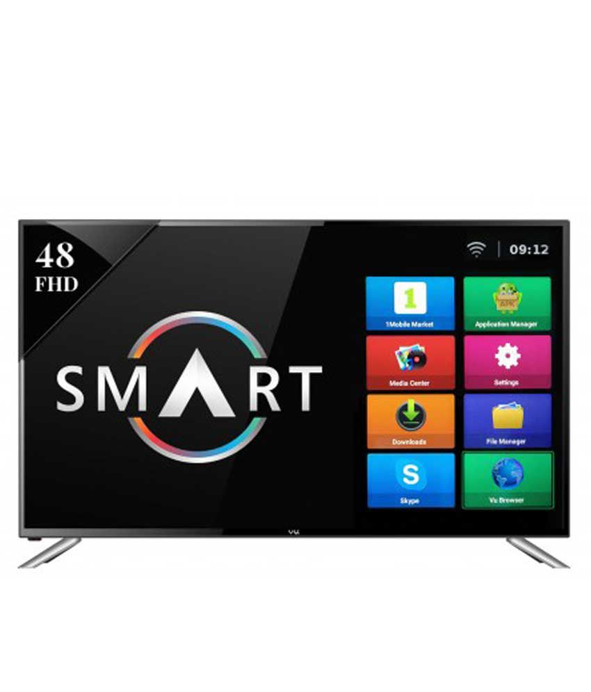 Vu 49D6545 122 cm (48) Smart Full HD LED Television