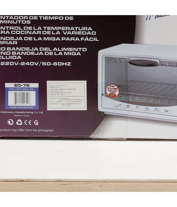 hamilton beach combo toaster oven