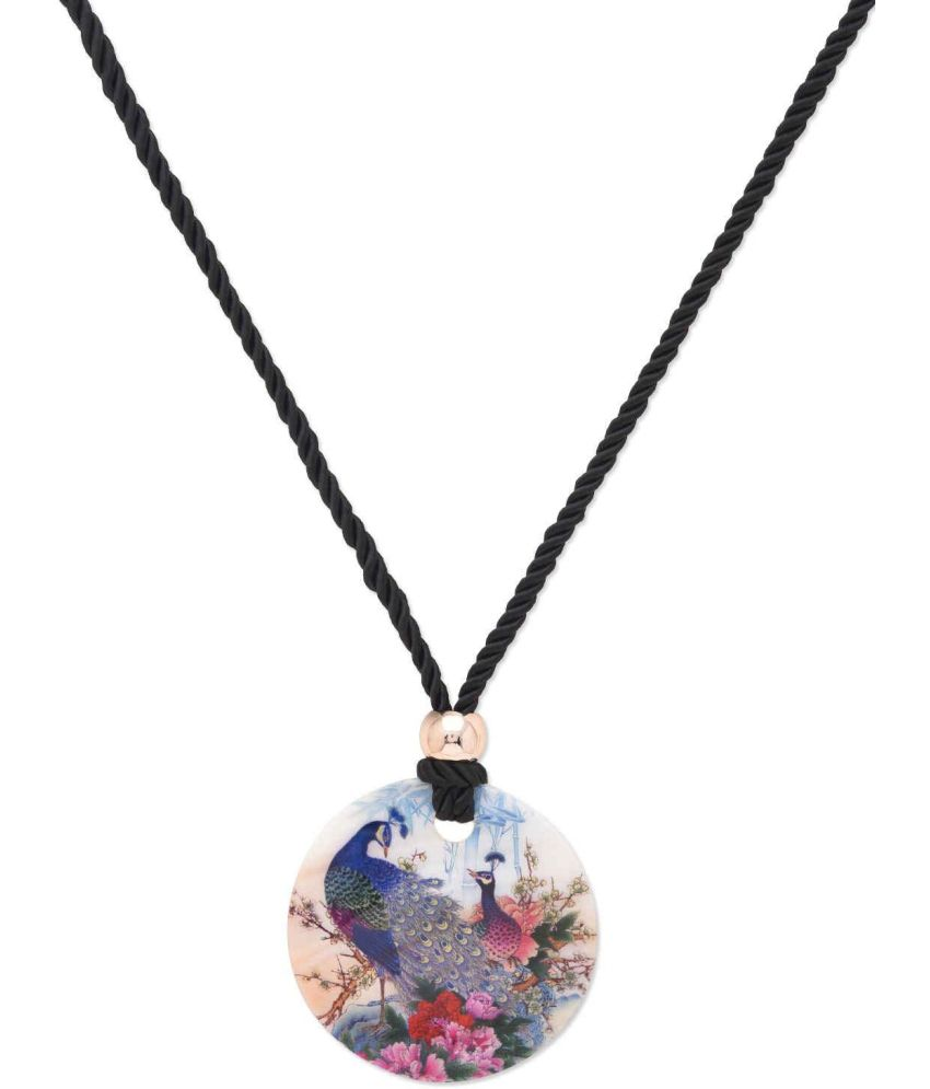 BGS Multicolour Alloy Necklace