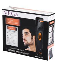 Vega VHTH-03 T-Play Trimmer Black & Orange