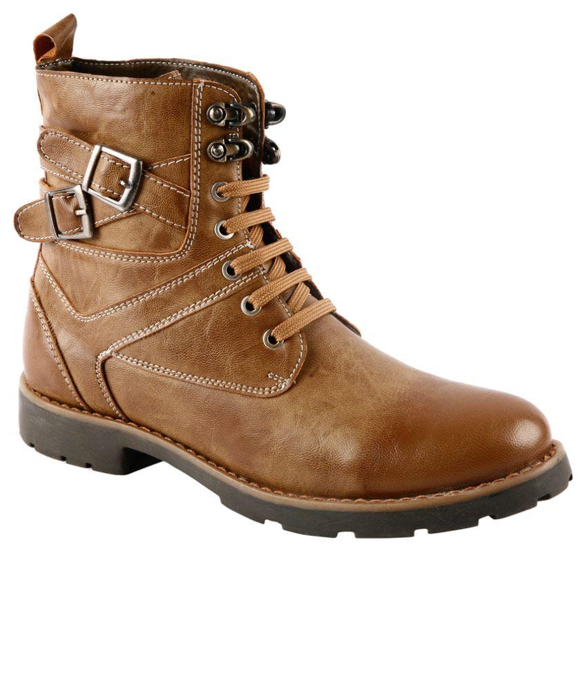 e1adb89c234 Bacca Bucci Tan Casual Boot