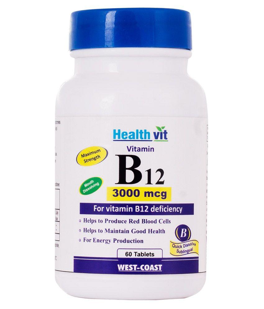 Vitamin B12 Discount