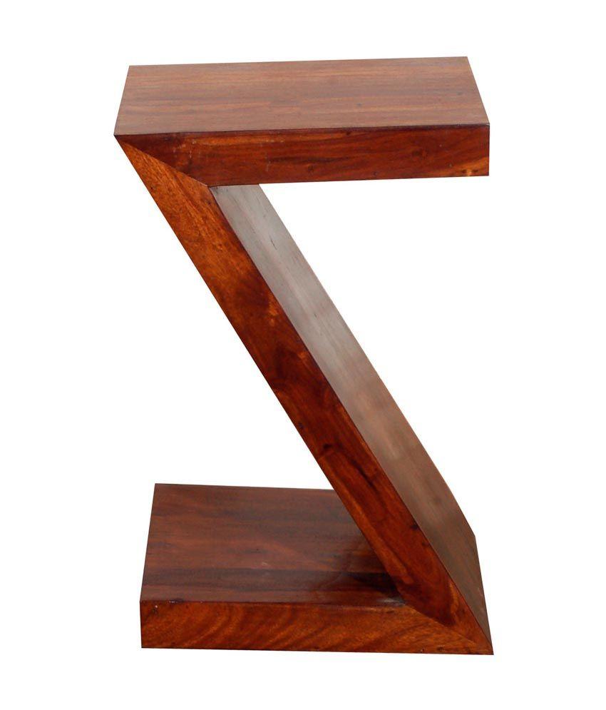Ringabell Altavista Z Shaped Side Table