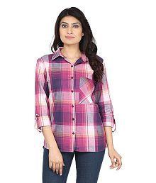 Stylerz Multi Color Cotton Shirts