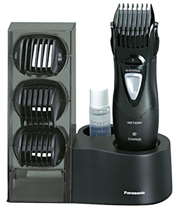 Panasonic ER-GY10 Body Grooming Kit (Black)