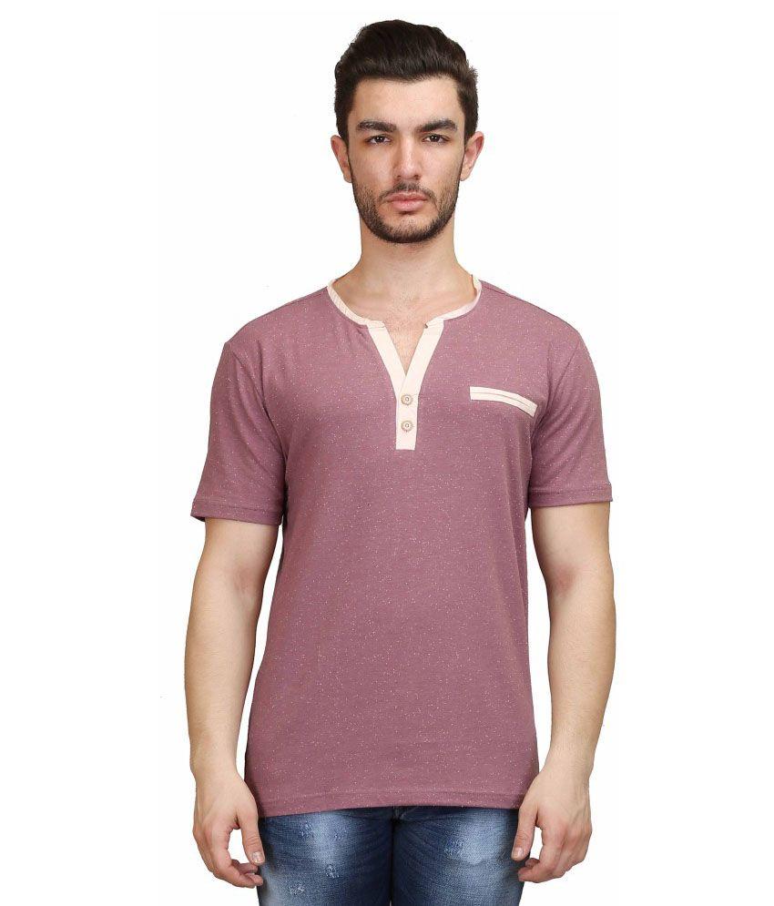 Habitude Maroon T Shirts