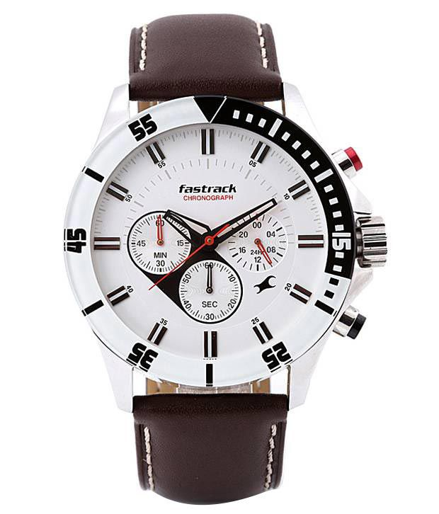 Fastrack Chronograph ND3072SL01 Mens Watch