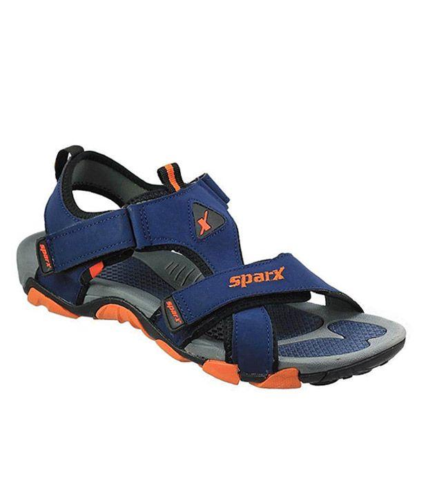 Sparx Navy Floater Sandals Art Ss416nblue Buy Sparx Navy