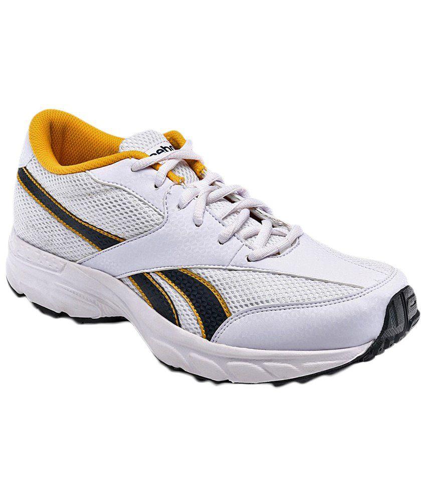 Reebok White Sport Shoes
