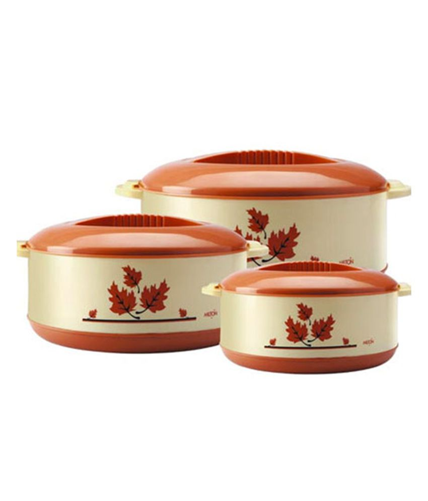 Milton Insulated Casserole 3000 Set Of 3 Buy Online At