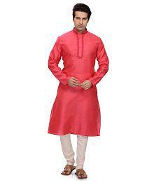 78e5d2fe85 Quick View. Rg Designers Pink Kurta Pyjama ...
