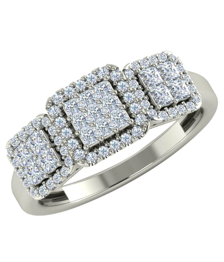 Caitali 92.5 Sterling Silver Ring