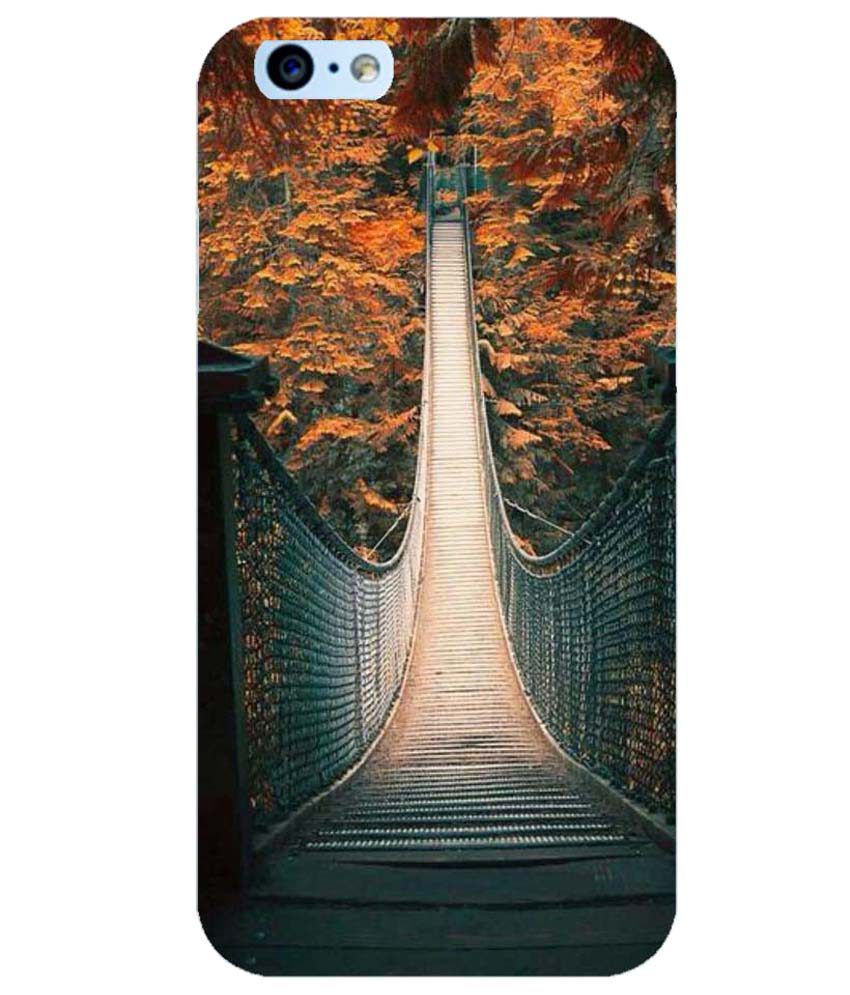 Hachi Beautiful Wallpaper Back Cover For Apple Iphone 6 Blue