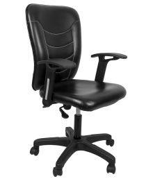 Hetal Enterprises Silk Low Back Office Chair