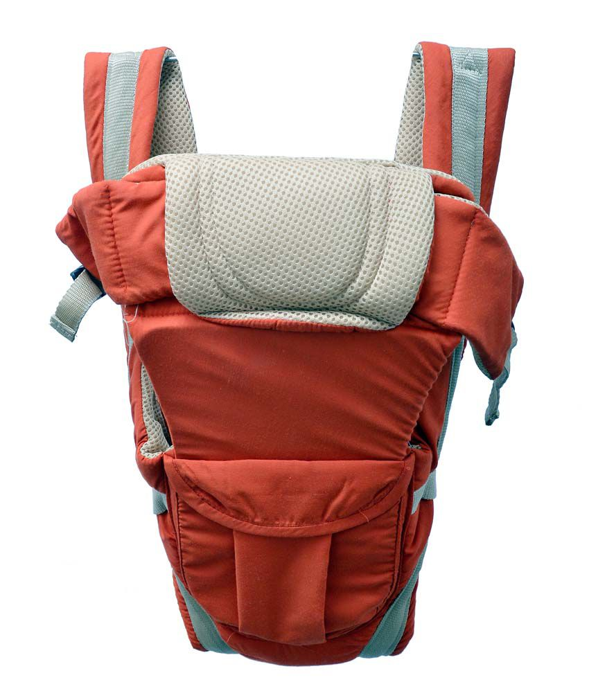 Baby Red and Grey Baby Carriers