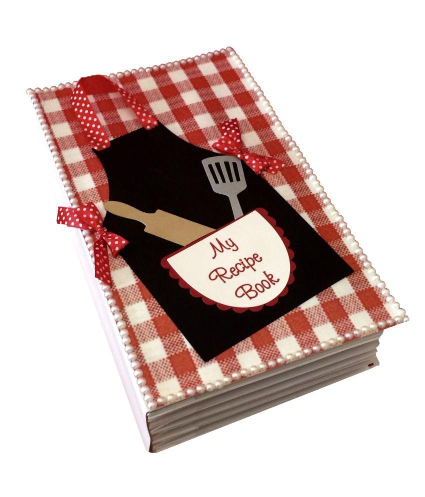 How to scrapbook a recipe book -  Crack Of Dawn Crafts Recipe Book Handmade Scrapbook