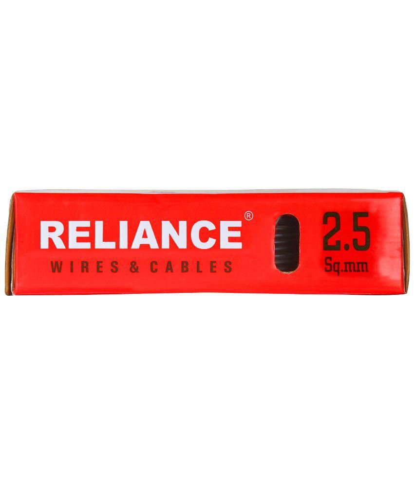Buy Reliance Copper Wire - Blue 2.5 SQMM Online at Low Price in ...