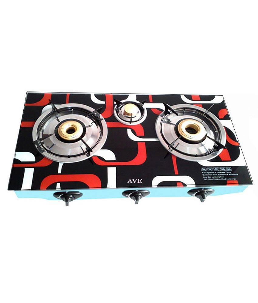 Ave AV0077 Automatic Gas Cooktop (3 Burner)