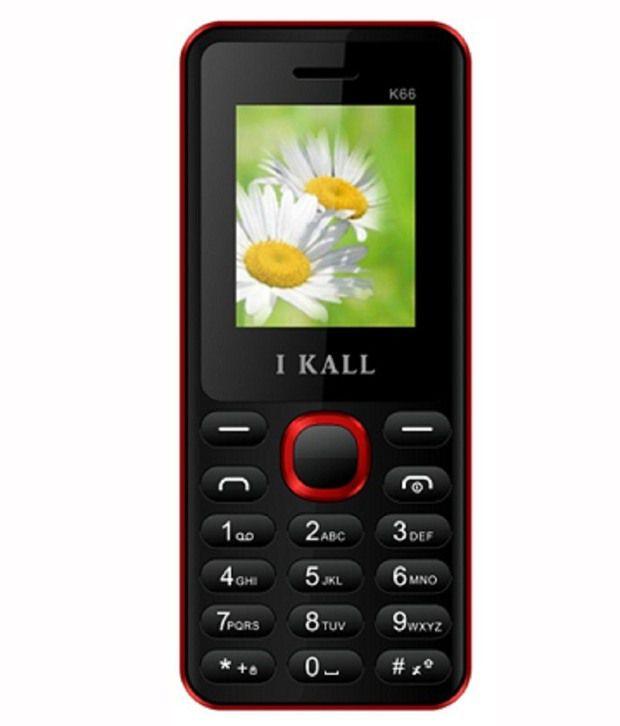 I Kall K-66 (Below 256 MB, Black)