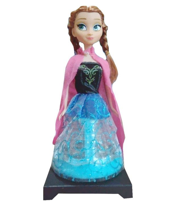 Shop & Shoppee Shop & Shoppee Frozen Fever Dancing Doll Multicolour