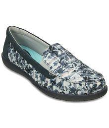 Crocs Black Casual Shoes Standard Fit
