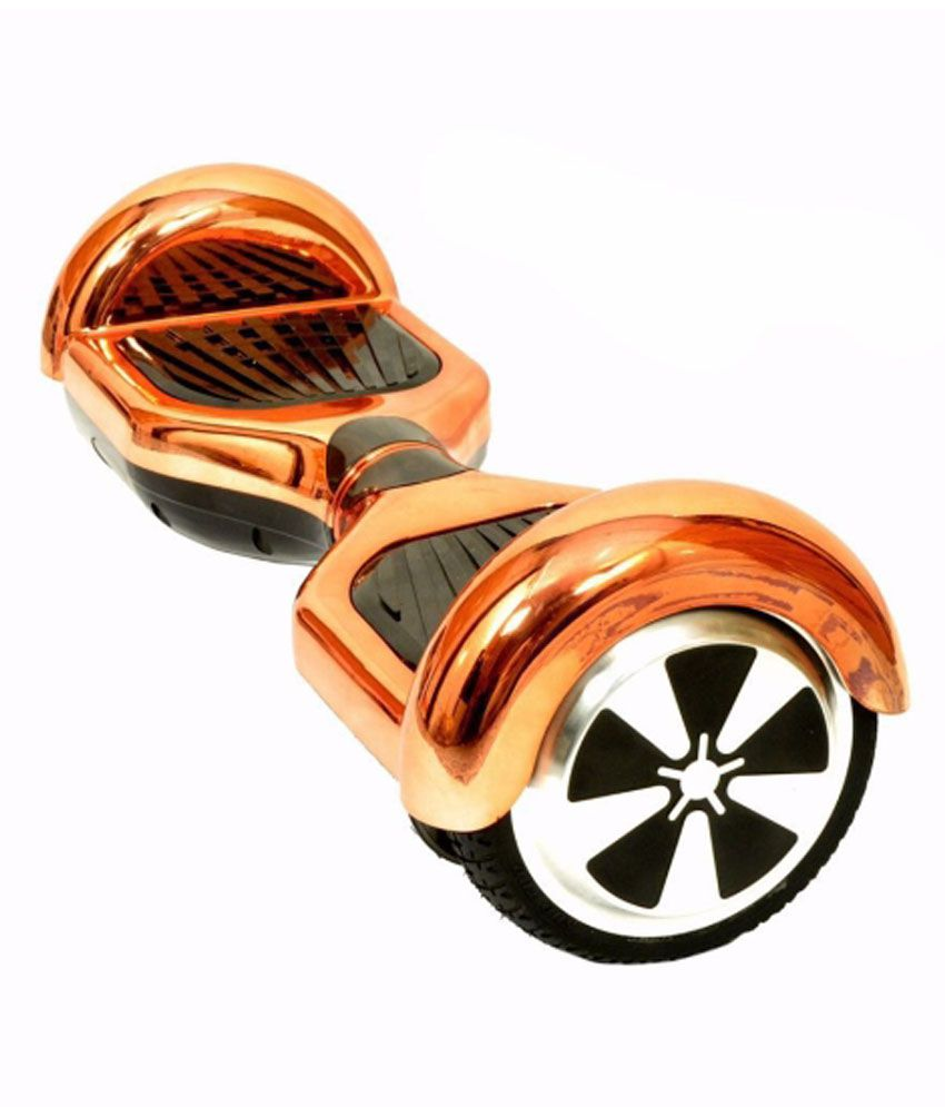 Self Balancing 2Wheel Smart Electric Scooter Hoverboard REVIEW