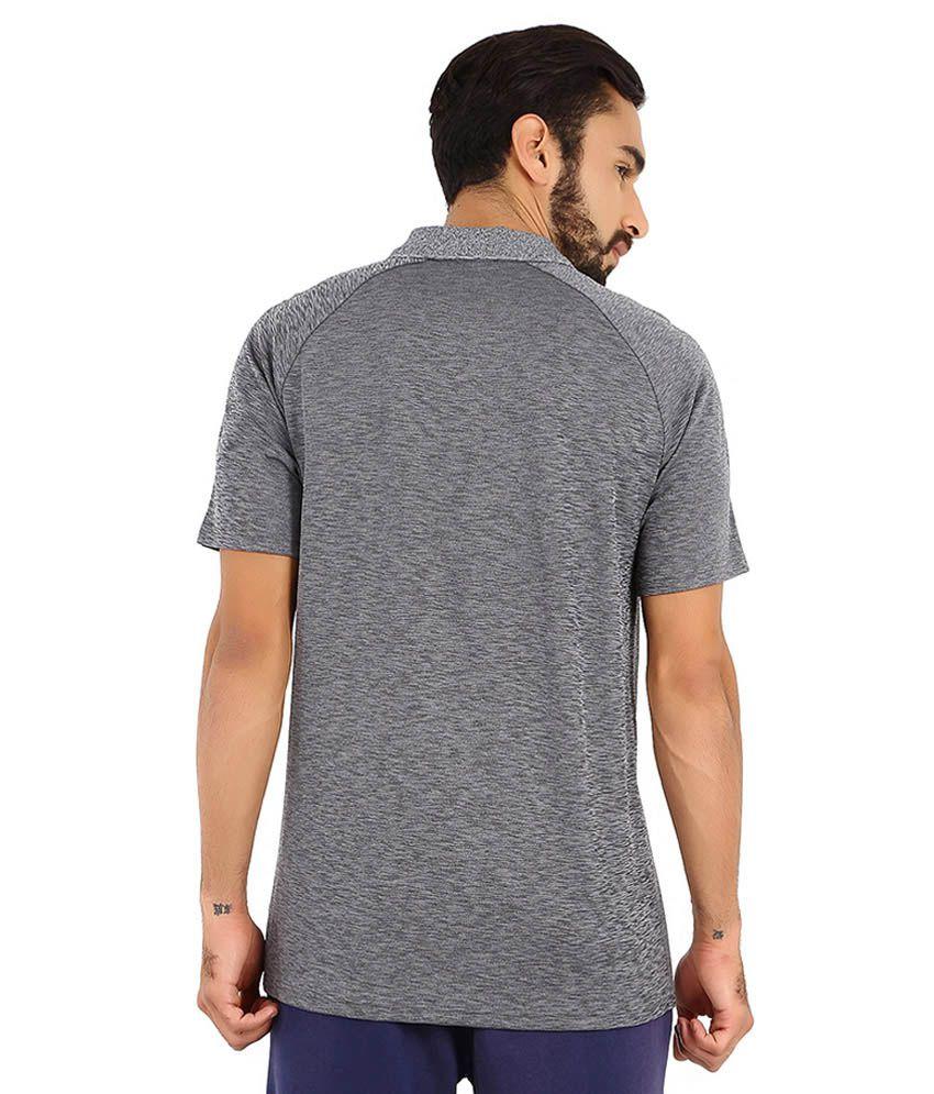 puma gray mercedes amg petronas polo t shirt buy puma. Black Bedroom Furniture Sets. Home Design Ideas
