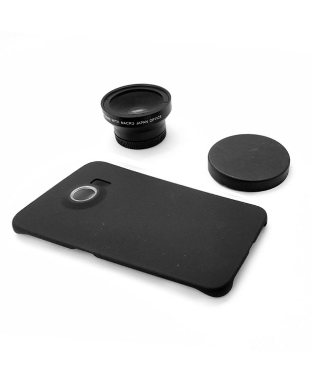 Smiledrive Wide & Macro HD Lens Kit For Samsung Galaxy S6