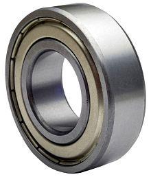 Tsubaki Glossy Carbon Steel Bearings Set Of 2