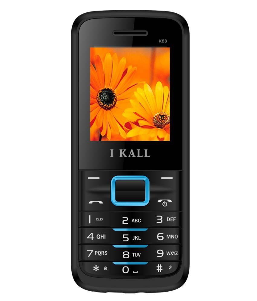 I Kall K-88 Black