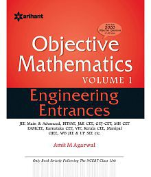 Objective Approach to Mathematics -Vol 1 For Engineering Entrances Paperback English Seventh Edition