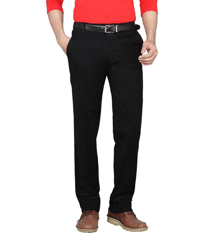Haltung Black Slim Fit Jeans
