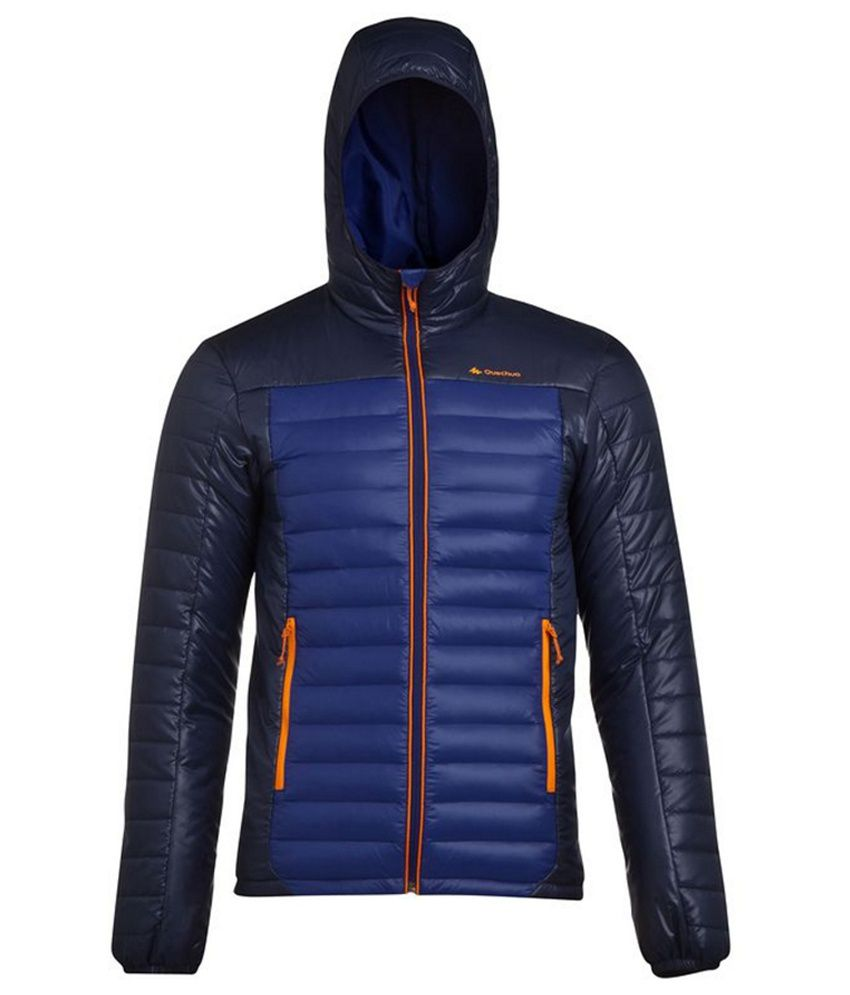 4f0d3d661 QUECHUA Xlight Men Down Hiking Jacket: Buy Online at Best Price on ...