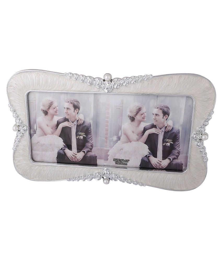 Giftadia Resin Table Top & Wall hanging Multicolour Single Photo Frame