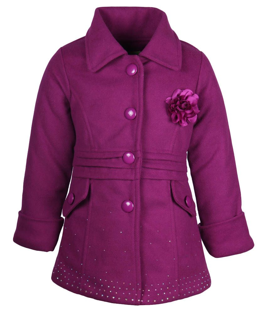 Cutecumber Purple Coat