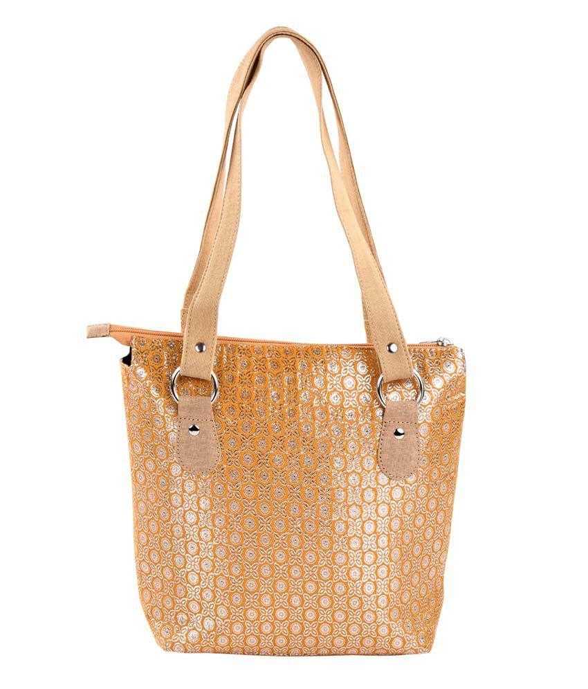 Rajrang Orange Other Shoulder Bag