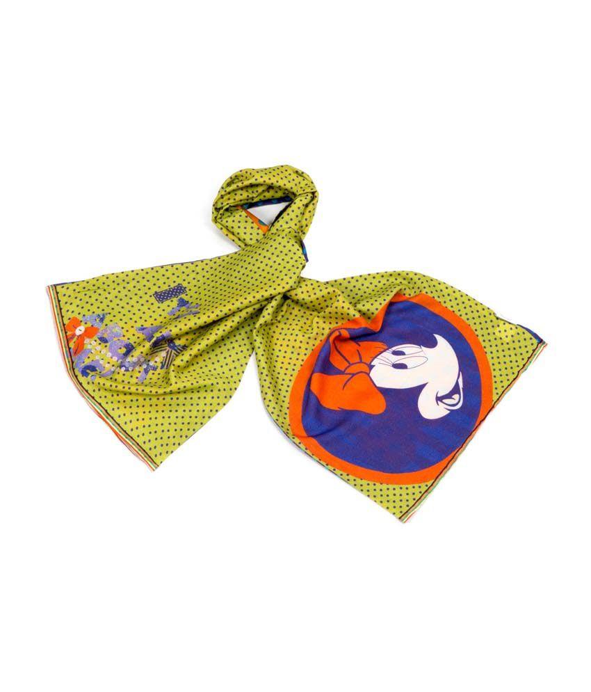 Disney By Shingora Green & Blue Stoles For Girls