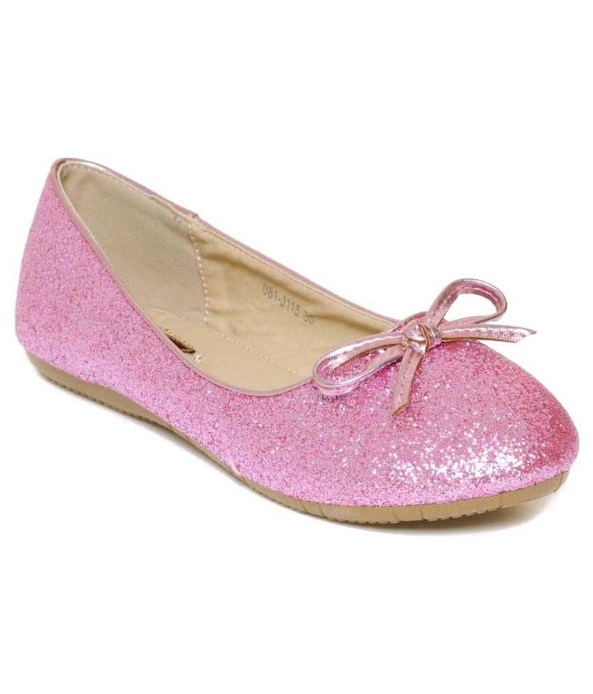 98acdc460a9 Flat n Heels Pink Ballerinas available at SnapDeal for Rs.1203