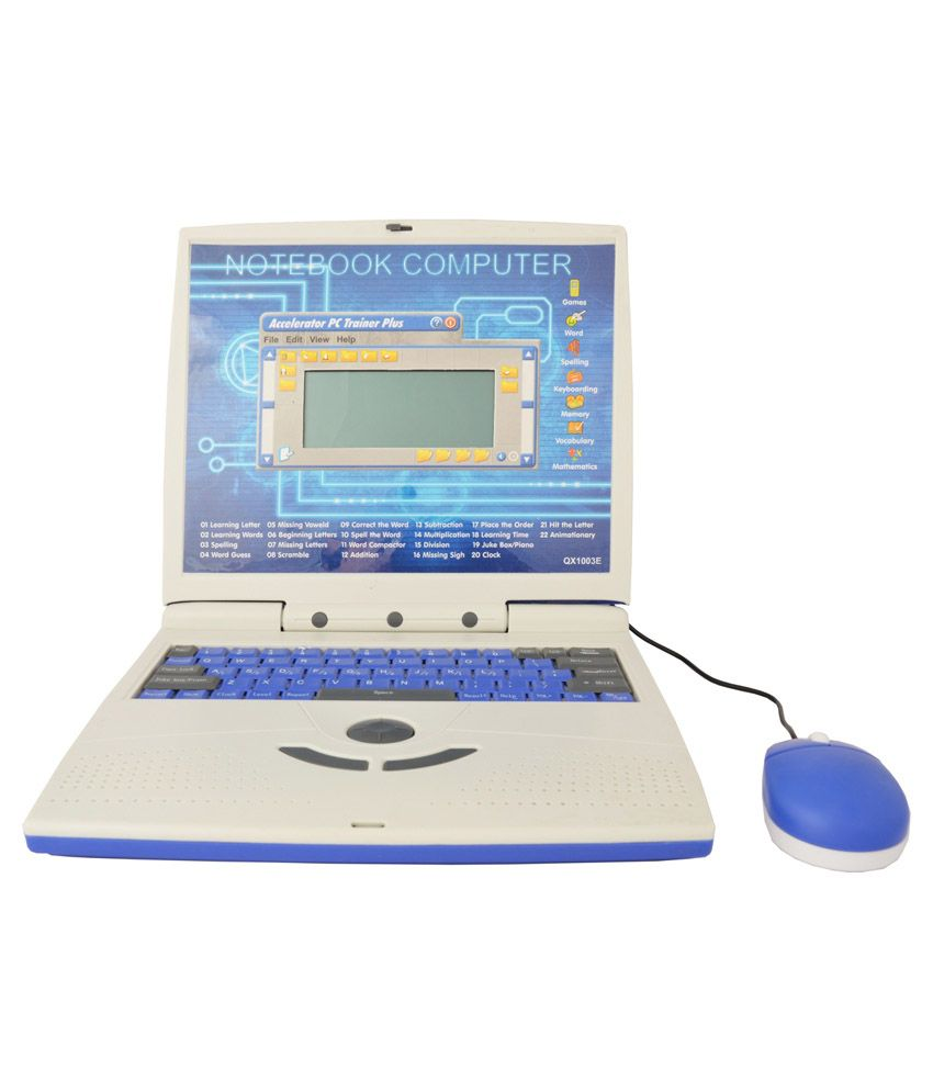 Computer Learning Toys : Azi educational laptop notebook and computer learning toy