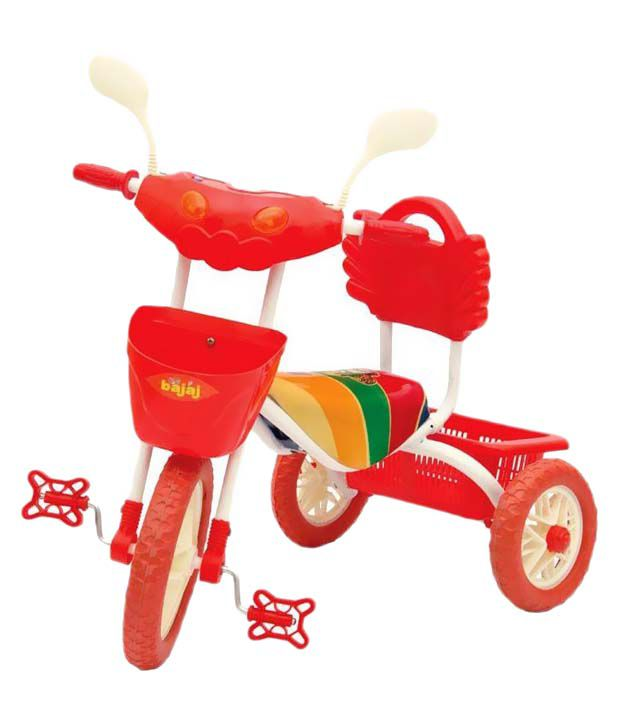 Variety Gift Centre Variety Gift Centre Multicolor Tricycle for Girls