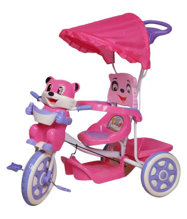 Variety Gift Centre Variety Gift Centre Pink Tricycle For Girls and Boys