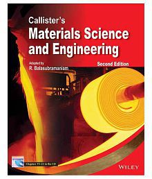 Callister's Materials Science and Engineering Paperback (English) 2nd Edition