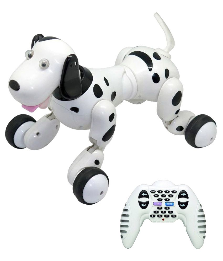 Azi Multi Color Multi Functional Robot Dog
