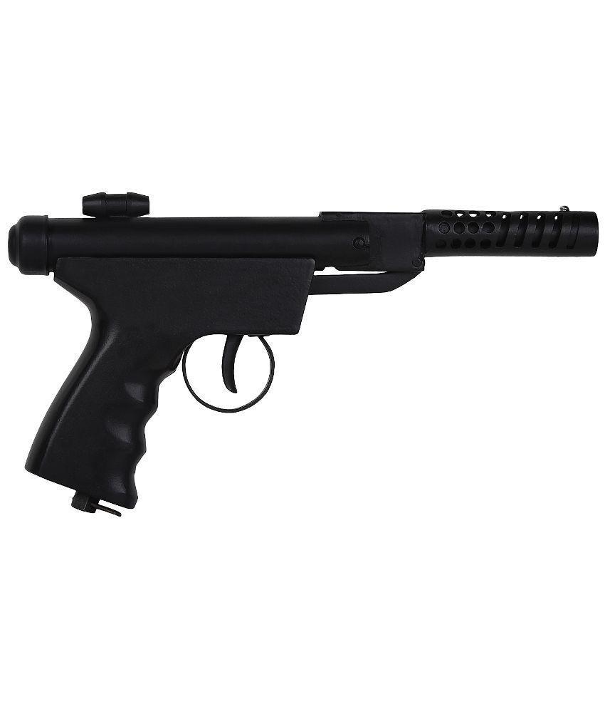 Bond Black Metal Air Pistol