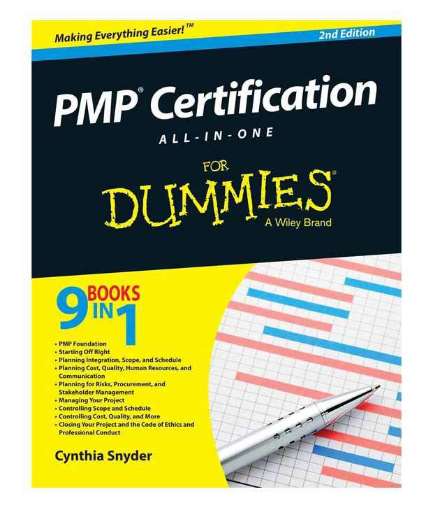 Pmp Certification All-In-One For Dummies 2/E (Paperback): Buy Pmp ...